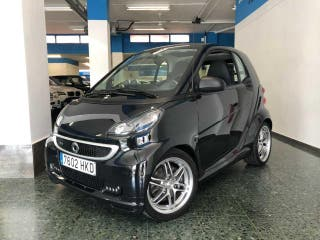 Smart Fortwo BRABUS 102cv XCLUSIVE **SÓLO 39.000KMS**