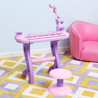 Piano Infantil 37 Teclas Teclado Electrónico para