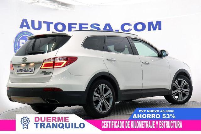 Hyundai Grand Sante Fe 2.2 CRDI 197cv 4x4 Auto Style 7Plz 5p