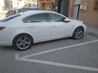Opel insignia sportive 4x4 todos los extras y solo 140 mil kilometros