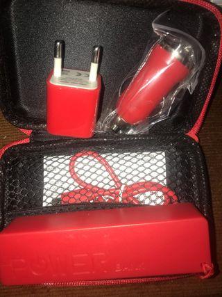 Bateria portatil usb