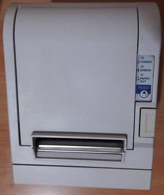 Impresora tickets térmica EPSON