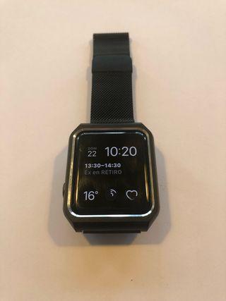 Correa Milanese, Carcasa Apple Watch 42 ¡ESTRENAR!