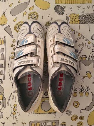 Zapatillas para spining mujer t.40