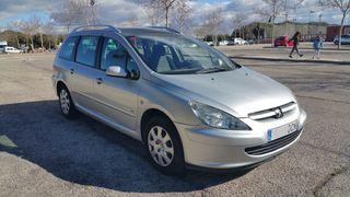 Peugeot 307 SW 2.0 HDI + CLIM homologado 7 plazas