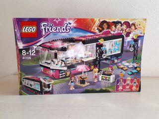 AUTOBÚS LEGO FRIENDS POP STAR