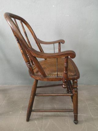 Juego de 4 Antigua sillas modernista años 30