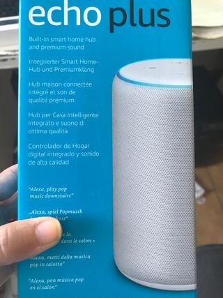 Echo plus Amazon