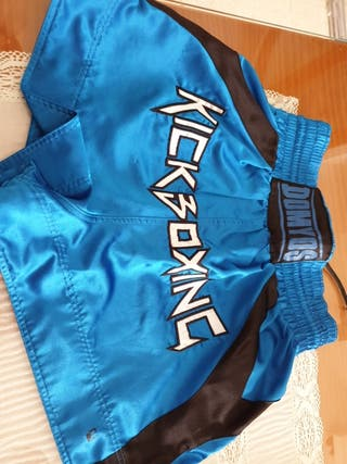 pantalones muay thai o kick boxing