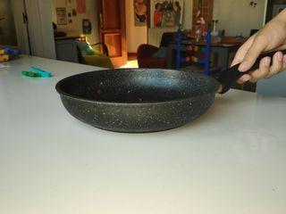 sartén 24 cm diámetro antiadherente