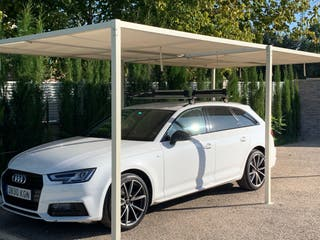 Audi A4 avant black line edition 150 cv automátic