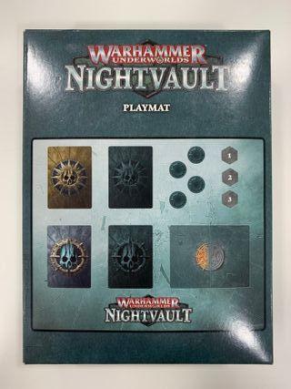 Warhammer Underworlds: Nightvault Playmat - Tapete