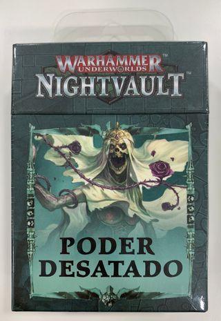Warhammer Nightvault. Poder Desatado - Español