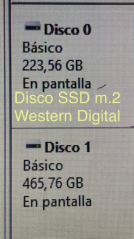 Ordenador portatil HP X360 14 pulgadas táctil SSD