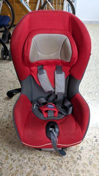 silla de coche chico grupo I isofix