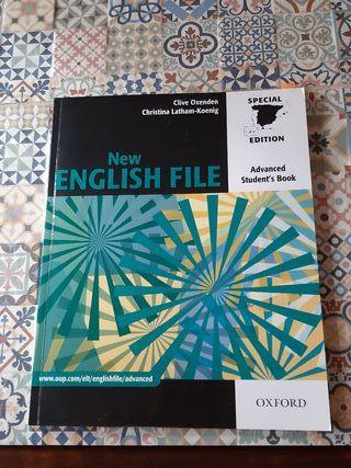 New English File advanced student's book oxford