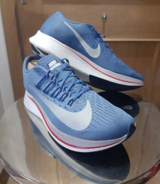 Nike zoom fly 2 Racing azul T 43