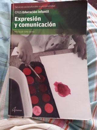 LIBROS CFGS EDUCACIÓN INFANTIL-Altamar