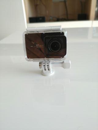 Cámara de acción Xiaomi Yi 4k con microSD de 64Gb