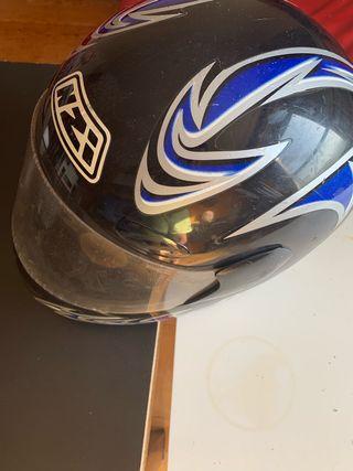 Casco de moto xl nuevo