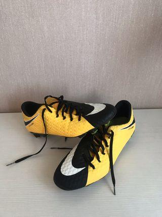 Botas de fútbol Nike hypervenom