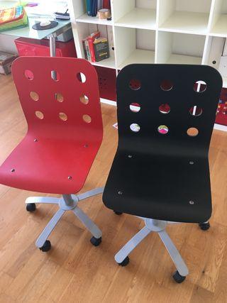 Sillas de oficina Ikea de segunda mano en la provincia de ...