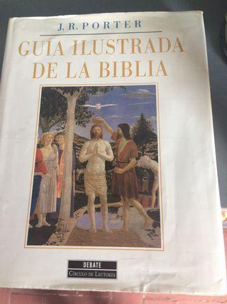 J. R. Porter Guía ilustrada de la Biblia