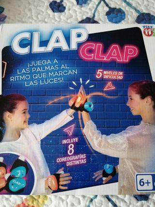 JUEGO CLAP CLAP