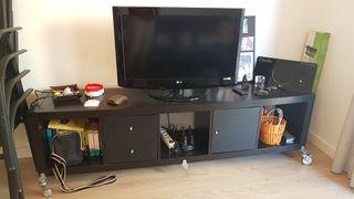 Conjunto comedor Ikea negro