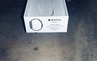 Genuine Apple Straps (42mm) - Black.. RRP £50