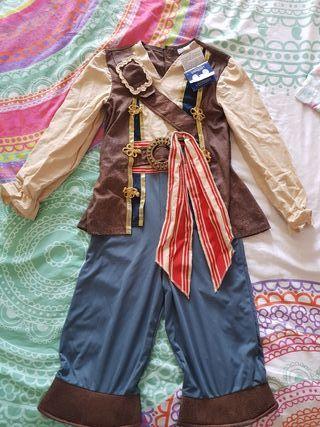 Disfraz Capitán Jack Sparrow
