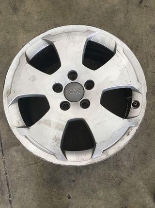 Llantas de Audi de 17 pulgadas