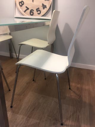 Sillas de cocina Ikea de segunda mano en Barcelona en WALLAPOP
