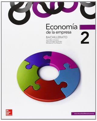 libro economía de la empresa 2 bachillerato mcgraw