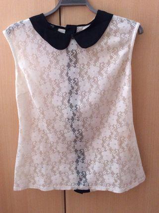 Blusa Blanco
