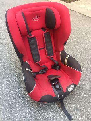 silla de coche giratoria axiss