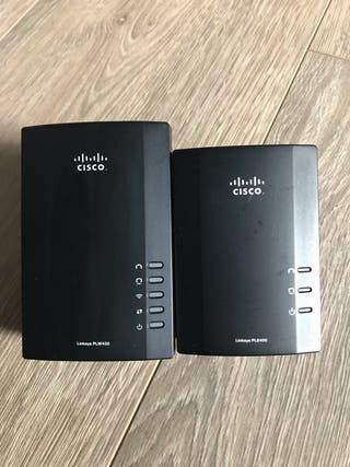 Repetidor Wifi Cisco PLW400 kit