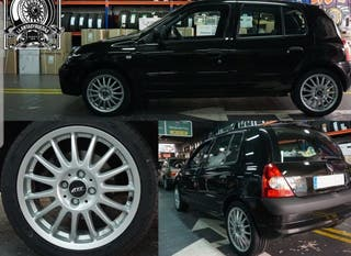 "Llantas ATS 16""+ neumáticos."