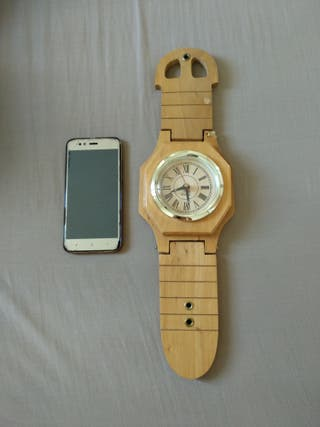 Reloj decorativo de pared