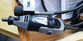 Maquina Dremel Multipro 395+accesorio flexible