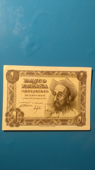 billete de pesetas