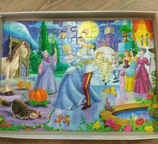 Varios Puzzles infantiles