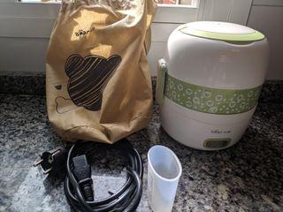 calentador eléctrico de comida por vapor