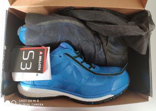 Zapatillas/zapatos de seguridad Bellota