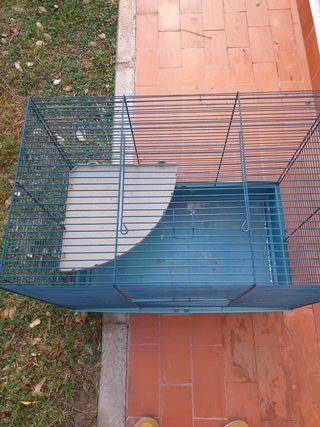 jaula para conejo,cobaya....