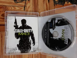 Calle duty ps3