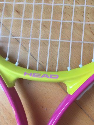 Raqueta tenis Head junior