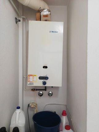 calentador 11 litros gas natural neckar/junkers