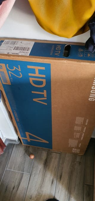 Smart tv samsung serie 4 hd 32""