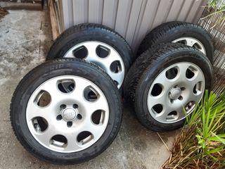 ruedas invierno audi/Volkswagen